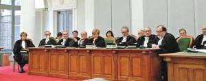 Le projet de réforme est toujours au centre des préoccupations des juges du Tribunal de commerce d'Amiens.