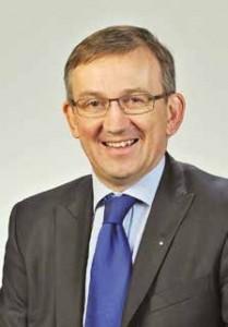 Frédéric Tilly, président du Conseil régional de l'ordre des experts comptables.