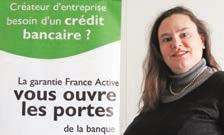 Céline Bahin, à la tête de Picardie Active depuis octobre 2014.