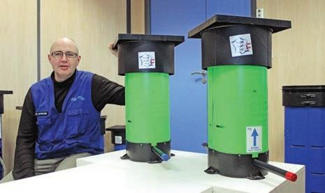 SGS fabrique notamment des regards de compteurs d'eau.