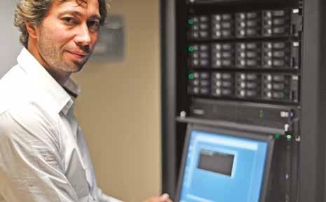 Nicolas Blasyk est toujours à la recherche de nouvelles solutions.