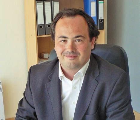 Samuel Bricout gèrera bientôt huit agences en Picardie.