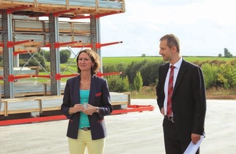 Jenny et Ludovic Lebleu, membres actifs du CJD.
