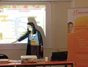 L'ARI a organisé une demi-journée d'information sur les éco-innovations.