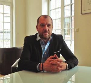 Thierry Tison est passionné par le monde des achats.
