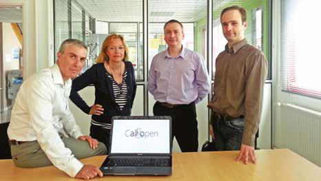 Toute l'équipe de Noteo Solutions.