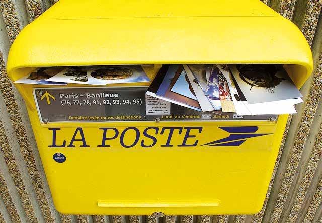 L'entretien de toutes les boîtes aux lettres est assuré par des structures adaptées.