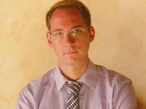 Michael Eude a rejoint le groupe Berson en 2011.