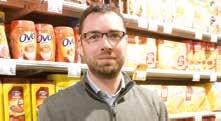 Dominique Dedieu, 39 ans, dirige le magasin et son équipe depuis mars 2007.