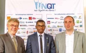 Jean-Louis Gravillon, directeur de BNP Paribas, aurait très bien pu parrainer Youssouf Ba, en passant par l'intermédiaire de Mathieu Damagnez, responsable du développement régional pour NQT
