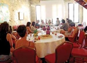 Actes Pro a organisé ses réunions au sein du Petit Louvre, mis à disposition par le conseil régional.