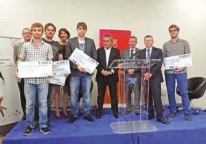Pour la ville de Saint-Quentin, ces jeunes confortent la stratégie entreprise autour de la robonumérique.