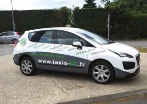 Acteur économique impliqué dans la vie locale, le réseau Taxi 60 est également sponsor des clubs de triathlon de l'Astre Creillois et de Noyon.