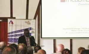 Akuété Koavi a fait le déplacement pour présenter Africa BtoB.