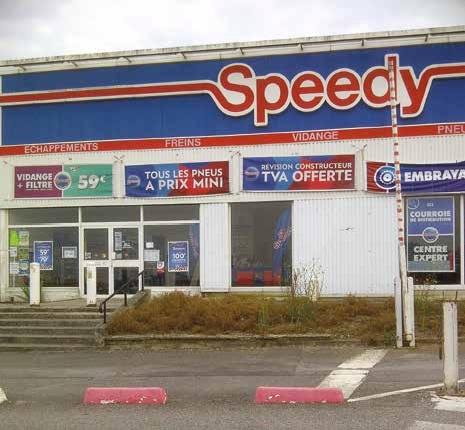 L'entreprise est située à Viry-Noureuil, près de Chauny, dans l'Aisne.