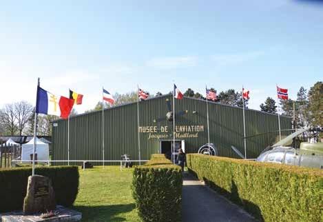 En 2015, le musée de l'Aviation de Warluis célèbre ses 20 ans d'existence.