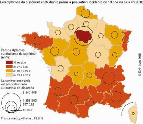Source : Insee, recensement de la population 2012.