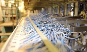 La généralisation de la fibre optique permettra, à terme, une réduction des espaces sollicités par les différents opérateurs.