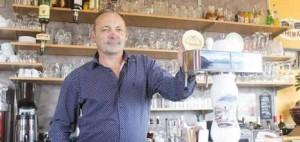 Philippe Maison-Hindriks a enregistré une hausse de clientèle dans son bar-brasserie.