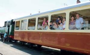 À la fin de l'année, le cap des 200 000 billets devrait être atteint pour le petit train de la baie de Somme.
