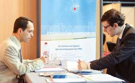 Karim Mahari, juriste du réseau Europe Entreprise Network de CCI International Picardie.