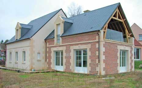 Robert Pottier travaille essentiellement dans l'Aisne, de Villers-Cotterêts à Soissons, en passant par Chauny.