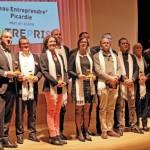 L'ensemble des talents 2014 du Réseau Entreprendre® Picardie.