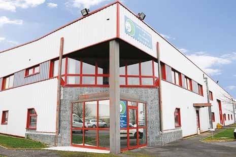 Les nouveaux locaux de la société Groupa2M.fr.