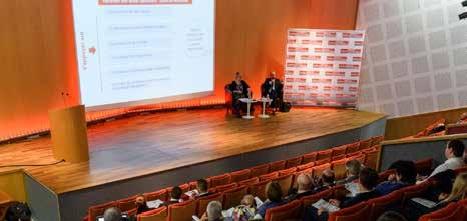 Près de 140 experts-comptables ont fait le déplacement à Château-Thierry afin d'assister au Congrès.