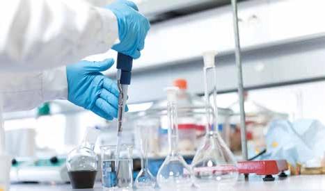 La région comptabilise près de 280 entreprises de plus de dix salariés spécialisées dans les industries chimiques.
