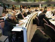 Claude Gewerc est intervenu à plusieurs reprises à Bruxelles pour présenter le SPEE.