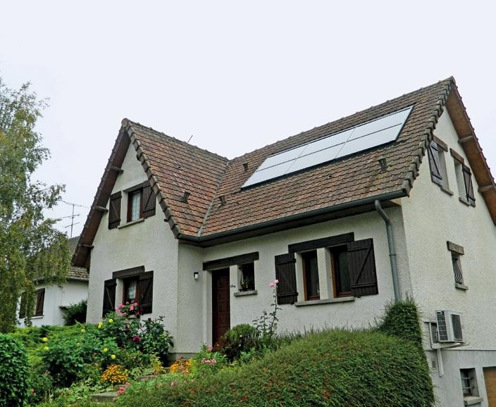 En Picardie, 74% des habitations sont des logements individuels, appartenant à 65% par des propriétaires occupants.