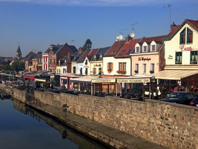 À Amiens, les restaurants ont bien travaillé : 5 à 10% de plus qu'en 2014 selon les établissements.