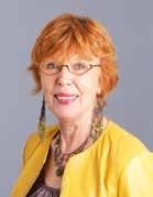 Françoise Van Hecke est également présidente du jury régional des villes et villages fleuris.