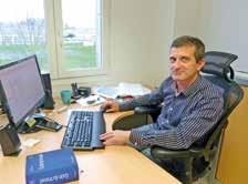 Etienne Boile est le directeur du GEIQ depuis 13 ans.