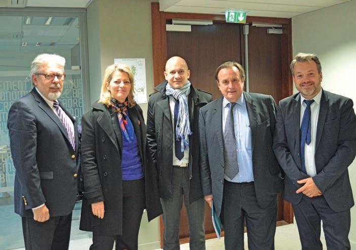 La FBF de l'Oise est venue à la rencontre des entreprises.