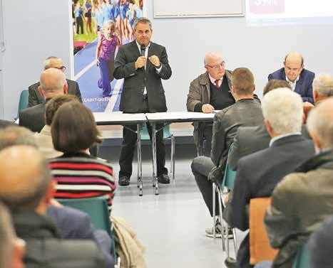 L'association a reçu le soutien de la Ville.