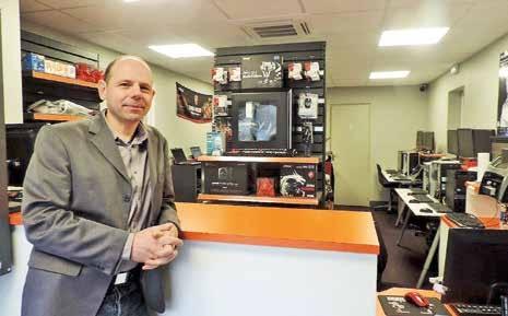 Christophe Moisan a vu en Serin informatique « une potentialité pour propulser des solutions professionnelles ».