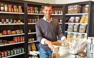 L'Arganier offre aux gourmets et gourmands un large choix de produits d'exception.