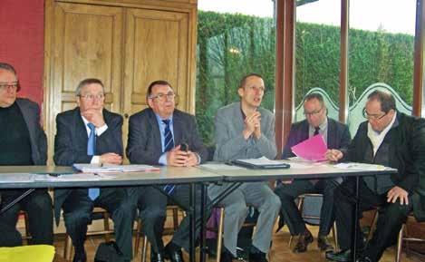 Le Syndicat national des directeurs généraux des collectivités territoriales a tenu son assemblée générale.