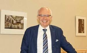 Dominique Godefroy, président du conseil de gestion du Parc naturel marin des estuaires picards et de la mer d'Opale.