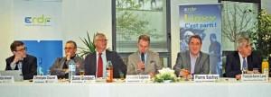 ERDF et la CCI Amiens-Picardie ont proposé un temps d'échange et de réflexion autour de la transition énergétique.