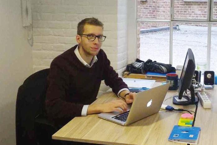 Benjamin Lamperier (photo) et Benoît Goyheneche offrent à leurs clients des solutions sur mesure.