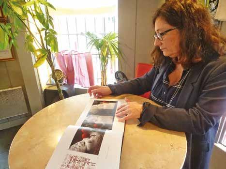 Marie-Hélène Grignard se lance dans l'entrepreneuriat après 30 ans d'expérience.