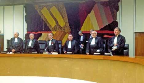 Le tribunal de commerce de Beauvais s'est réuni le 18 janvier.