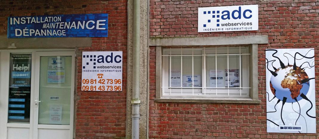 La société ADC Web Services est basée à Amiens.