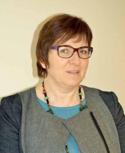 Claudine Jacob-Ternisien, directrice d'Initiative Somme.
