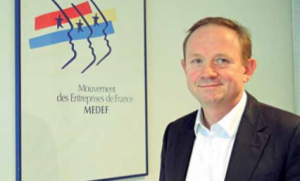 Nicolas Decayeux, 45 ans, a pris ses fonctions le 21 janvier.