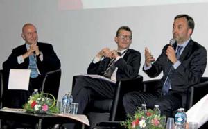 François Decoster, vice-président de la région Hauts-de-France a annoncé une nouvelle politique culturelle pour la nouvelle grande région.
